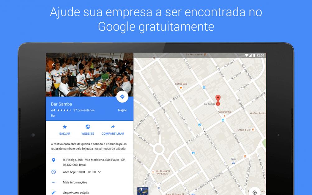 Ajude sua empresa a ser encontrada no Google gratuitamente